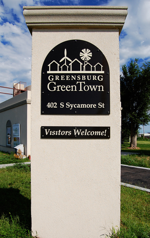 Greensburg welcome-credit Greensburg GreenTown