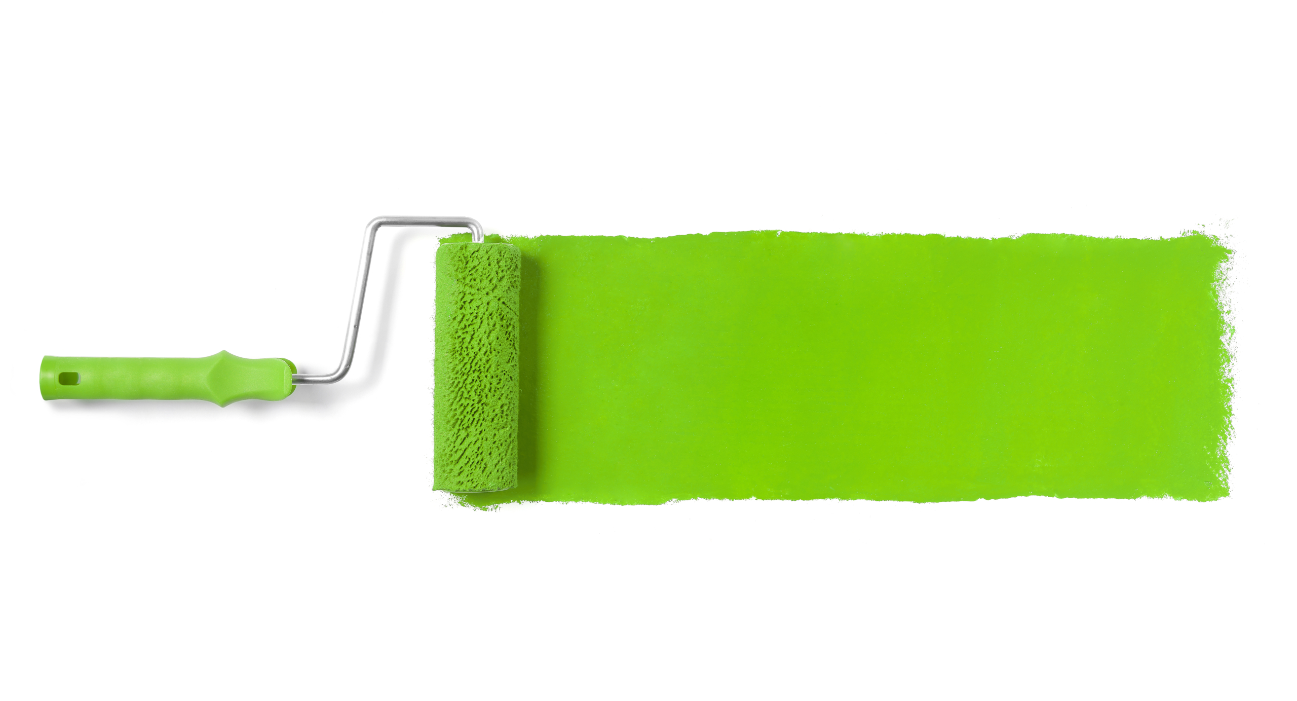 Green paint offers competitive marketing opportunities