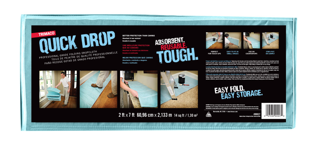 Trimaco Quick Drop_90027_packaging