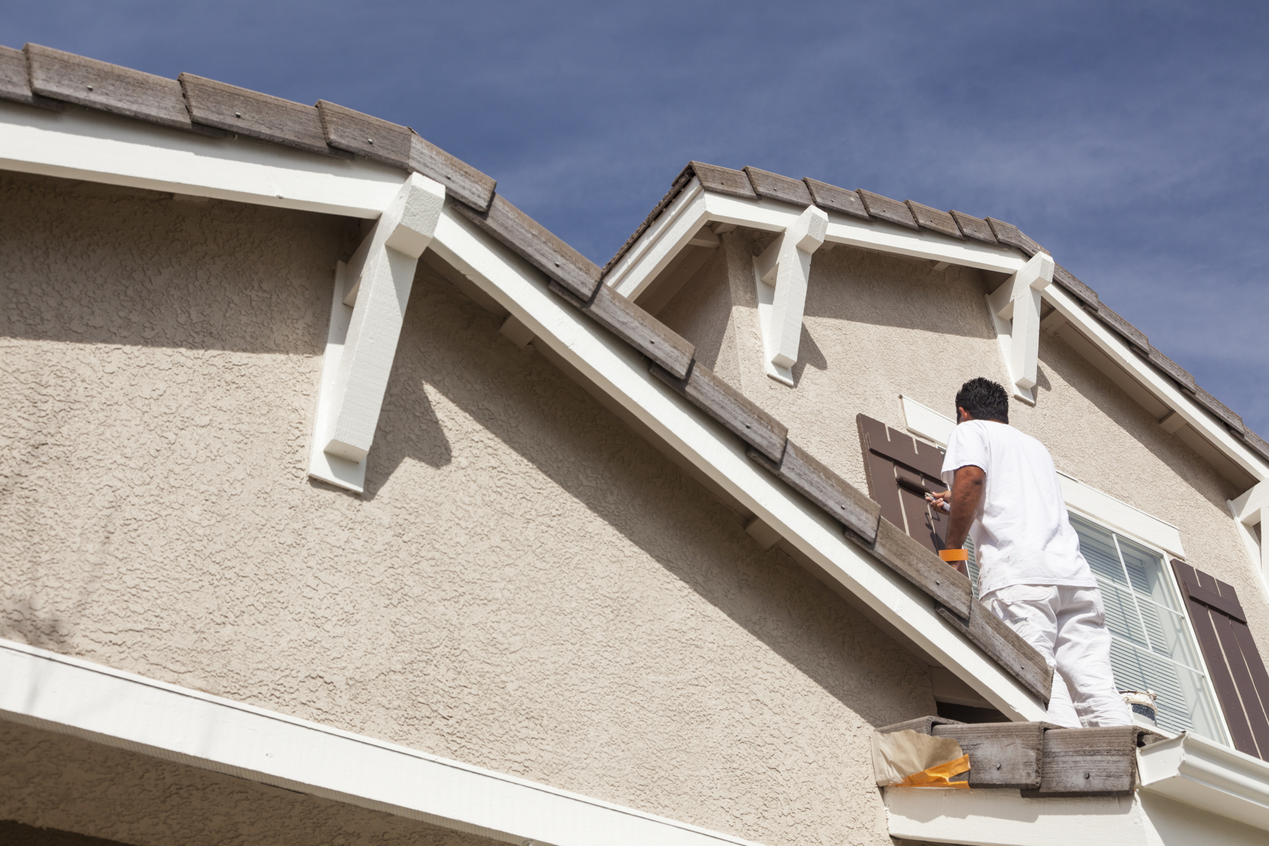 Tips For Coating Exterior Stucco Inpaint