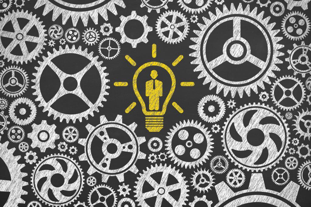 Solution Concept Human Resource on Blackboard